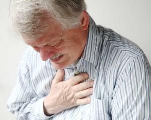 Боли в области сердце
