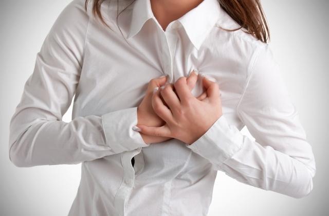Признаки прединфаркта у женщин: первые симптомы