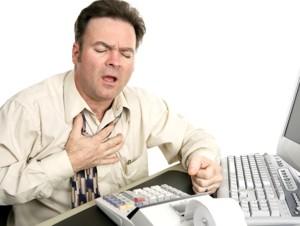 Болит сердце