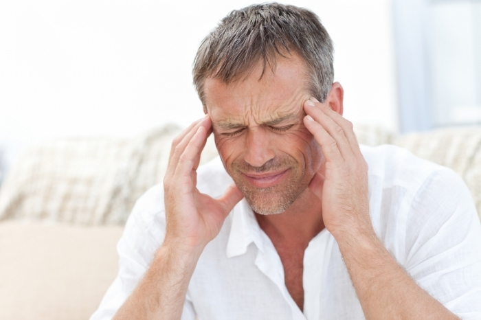 Клинический инсульт левой стороны головного мозга