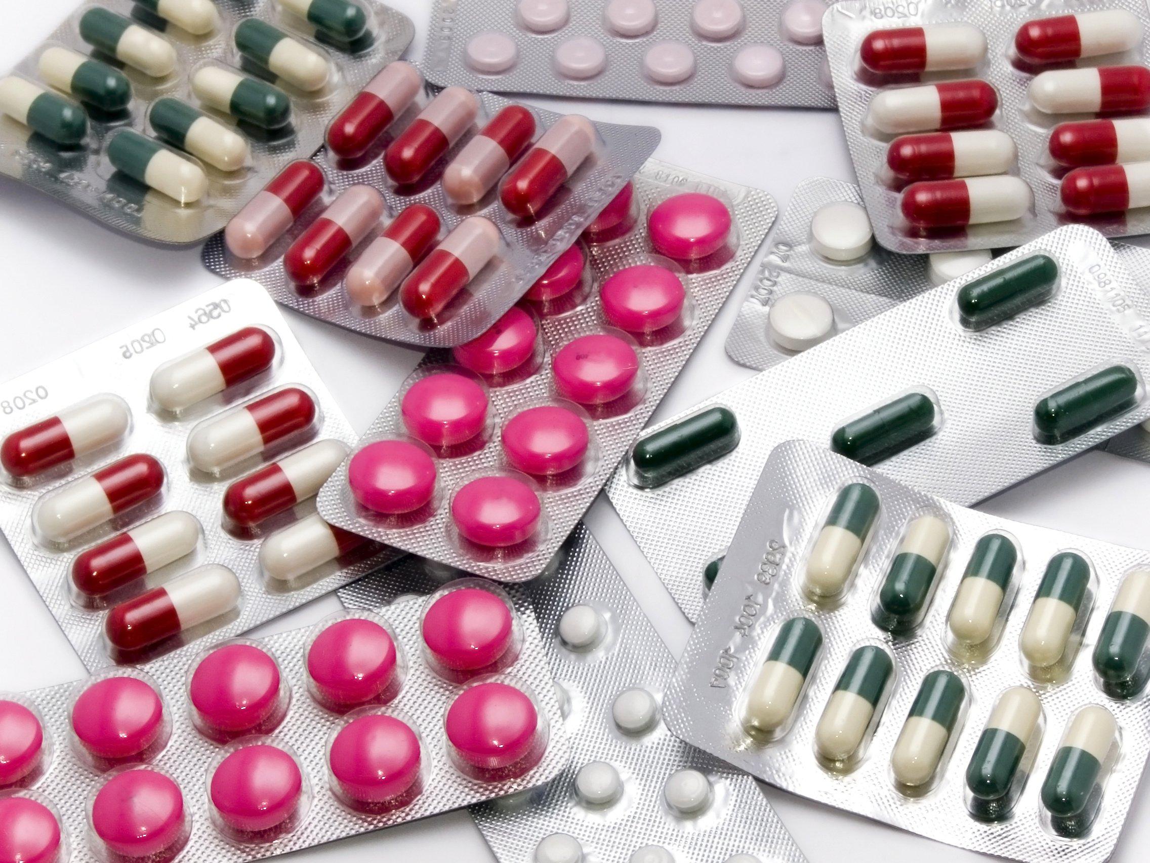 Лекарства от варикозного расширения вен