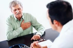 Симптомы стенокардии сердца у мужчин: первые признаки и лечение